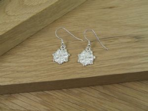 Snowflake Earrings (plpcj54)